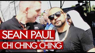 Sean Paul & Chi Ching Ching Rock Di World dance live at Wireless