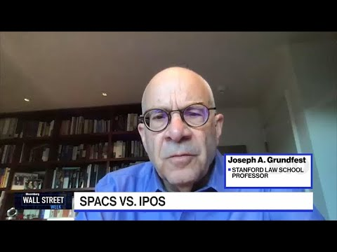 Interest in SPACs Reflect Appetite for Risk, Says Grundfest