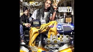 "Burga ""So Gone"" Gangsta Grillz: Audio Dope"