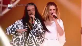 Little Mix  - DNA (Live MTV Crashes Plymouth)