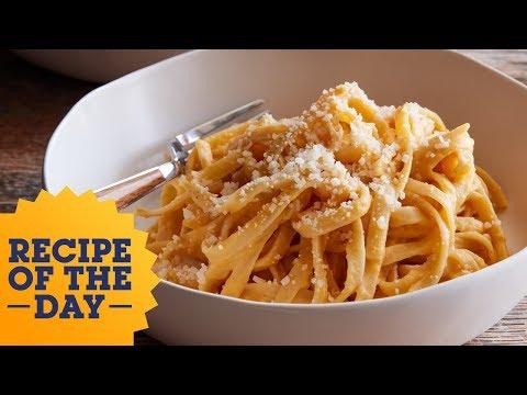 Butternut Squash Alfredo Pasta | Food Network