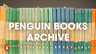 Behind The Scenes at the Penguin Random House Book Archive