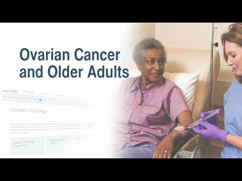 Ovarian Cancer and Older Adults