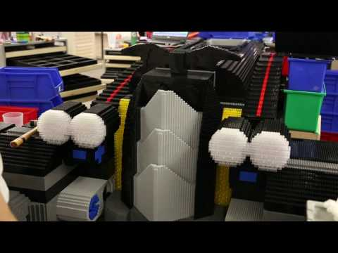 LEGO® Batmobile from Chevy Timelapse | Chevrolet
