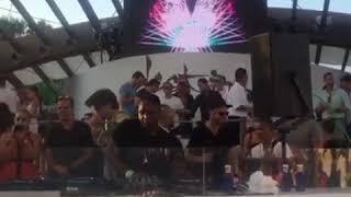 Dj Shimza Playing Ufefe by Caiiro SA in IBIZA