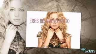 Paulina Rubio ft Morat ♦ Mi Nuevo Vicio (Letra)