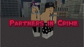 Partners in Crime - Roblox music video( Nightcore)