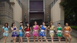 SNSD/少女時代 GALAXY SUPERNOVA 観光地で踊ってみた【Dreams' Generation】dance cover