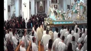 PEPITO SAX AVE MARIA 8 DICEMBRE CHIESA SANTA CROCE T.DEL GRECO