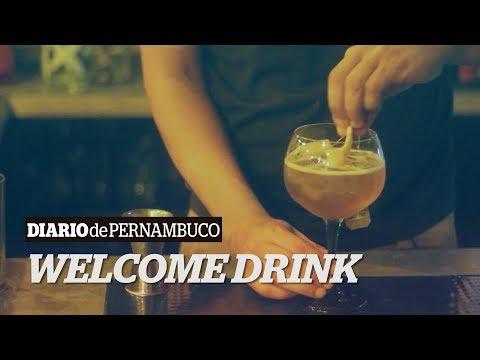 Drink da Sexta: Welcome Drink com chá e cardamomo
