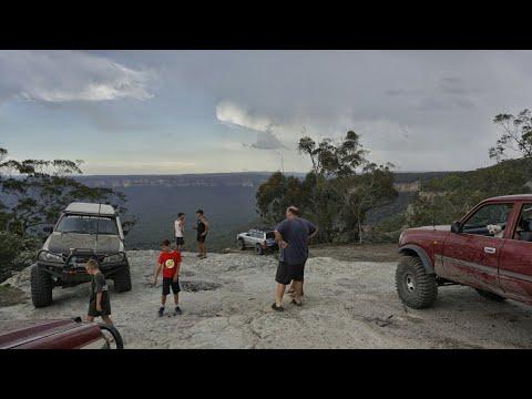 4x4 @ Baal Bone Gap & Wolgan Valley