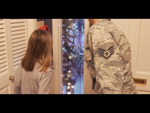Santa Boots Christmas Surprise for Veteran Families