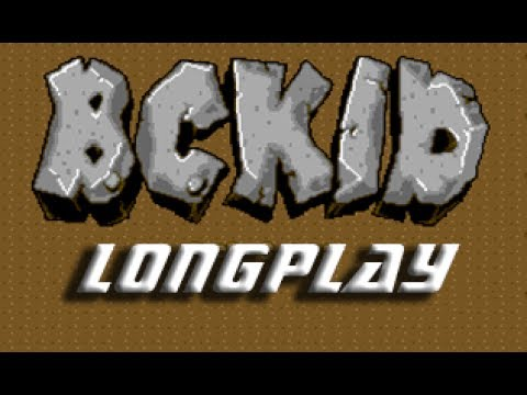 B.C. Kid (Commodore Amiga) Longplay