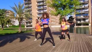 Ricky Martin-Vente Pa´ Ca(Version salsa)ft. Maluma/Zumbafitness by YSEL GONZALEZ