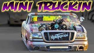 The LOWn Ranger - Slammed Mini Truck!