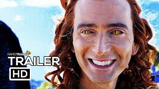 GOOD OMENS Official Trailer #2 (2019) David Tennant, Michael Sheen Series HD