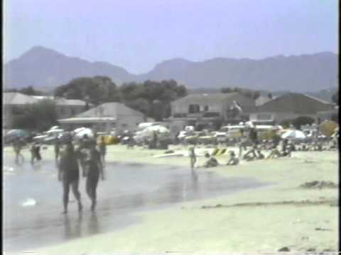 South Africa 1985 Fun in the sun