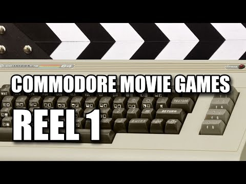 COMMODORE AT THE MOVIES VOL 1