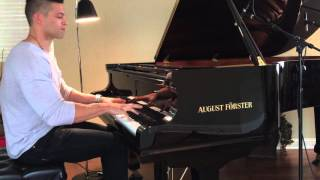 Sleigh Ride - (Piano Cover by Colin Boyd) - Leroy Anderson