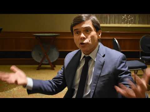 Michael Rezendes of the Boston Globe speaks with CM Life