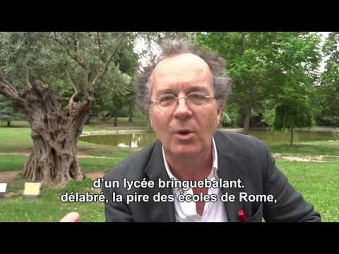 Vidéo de Marco Lodoli