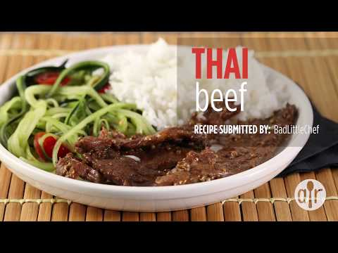 How to Make Thai Beef | Dinner Recipes | Allrecipes.com
