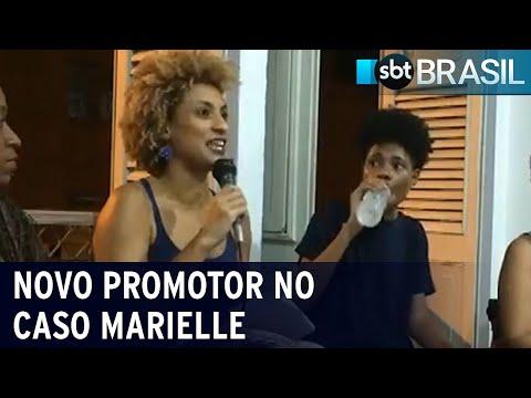 Caso Marielle Franco tem novo promotor após denúncias | SBT Brasil (19/07/21)