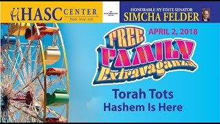 HASC PESACH EVENT - TORAH TOTS - HASHEM IS HERE
