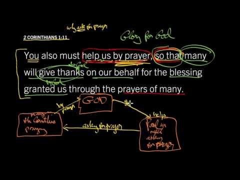 2 Corinthians 1:11 // Praise God for Answered Prayers