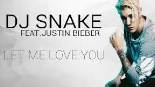 Let Me Love You Remix Ringtone (Justin Bieber)