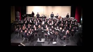 "SHHS Wind Ensemble- Wedding Dance from ""Hasseneh"" Suite"