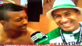 Nani actor de novela brasileira!!!