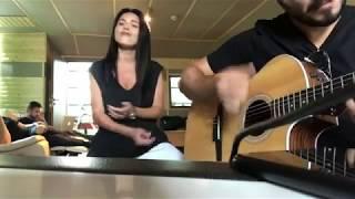 Sam Feldt & INNA ~ Fade away (acoustic version)