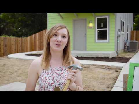 Atlassian Foundation Austin Habitat Build