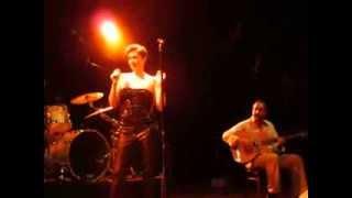 PARIS COMBO -  JE TE VOIS PARTOUT -  LIVE MUSICAL' ETE D'ANNEMASSE 2013