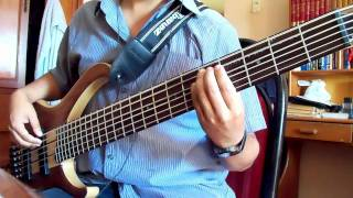 Juramento cover bass (vals criollo).wmv