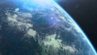 Space Earth intro