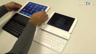 Teclados para iPad Air y iPad mini Ultrathin | Análisis