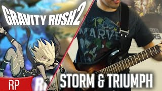 Storm and Triumph (Gravity Rush 2) || Metal Cover by Ro Panuganti