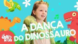 A Dança do Dinossauro - Turminha do Tio Marcelo - Coreografia | FitDance Kids