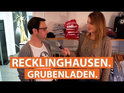 Der Grubenladen in Recklinghausen: Klamotten und Taschen aus dem Ruhrpott
