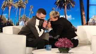 What Did Justin Timberlake Say to LeBron James?
