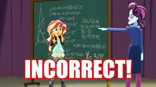 [Multi-Language] Principal Abacus Cinch: INCORRECT! - MLP Equestria Girls: Friendship Games