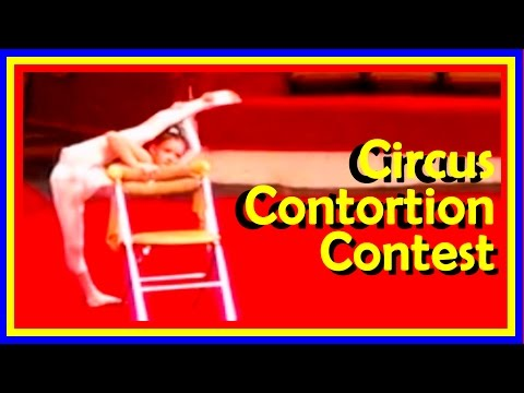 Circus School Contortion Examination