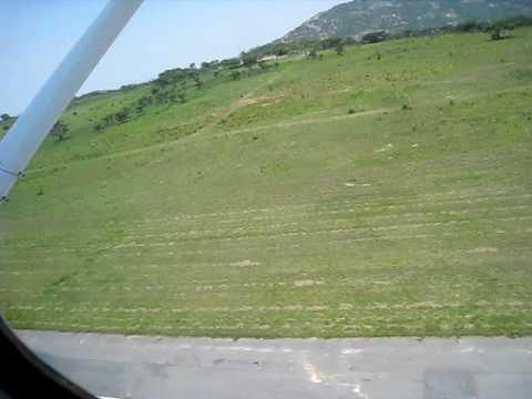Bush Plane Take off