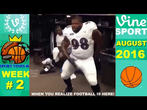 Best Sports Vines 2016   August   Week 1 & 2 Poster