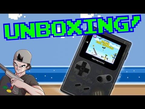 UNBOXING RETRO MINI!! || RetroUnboxing Parte 2