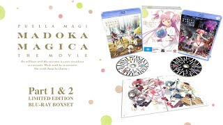 Puella Magi Madoka Magica: The Movie Part 1 & 2 - Official Trailer