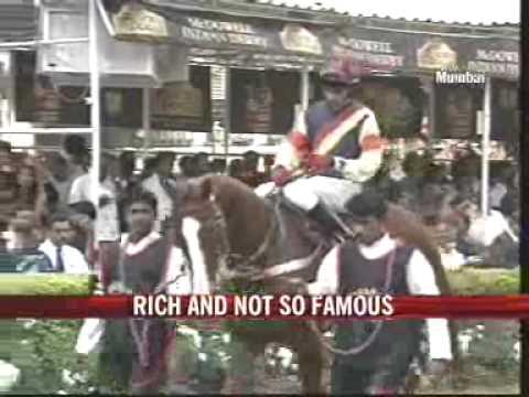 Indian Derby rakes in moolah