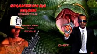 WAKA  FLOCKA FLAMES - Snakes In The Grass